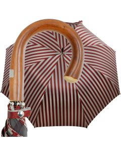 Oertel Handmade - Sport Stripes - blue-beige | European Umbrellas
