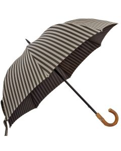 Oertel Handmade - Sport - Tweed Stripes - orange | European Umbrellas