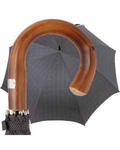 Oertel Handmade - Sport гленчек - черный | European Umbrellas