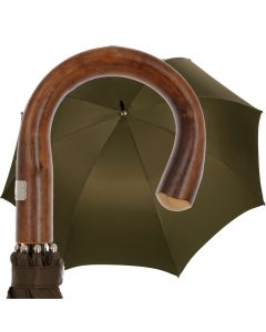 Oertel Handmade - Sport uni - оливковый | European Umbrellas