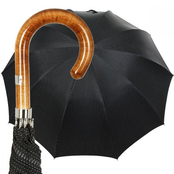 Oertel Handmade - Classic II - Dots blue-red | European Umbrellas