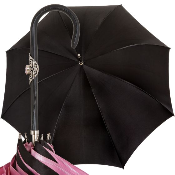 Marchesato - double - black | European Umbrellas
